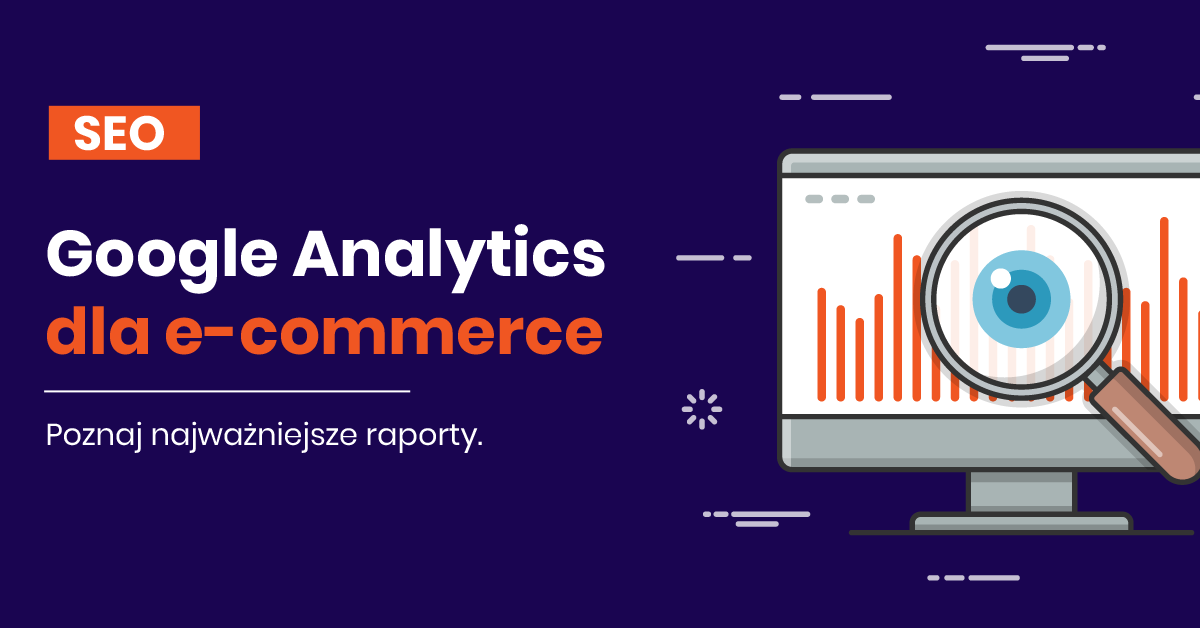 Analytics dla ecommerce cover